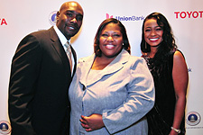 Tatyana Ali, Morris Chestnut & Union Bank